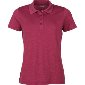 High Colorado Boston Poloshirt Mujer, beaujolais